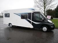 BAILEY Approach 765 6 Berth Motorhome Peugeot BOXER 335 ZUCKOFF TL HDI