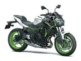 2021 Kawasaki Z650 ABS*Black, Green, White*IN STOCK*