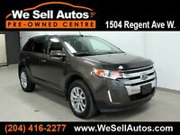 2011 Ford Edge Limited 4D Utility AWD