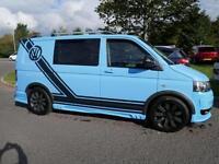 Volkswagen T-SPORTER T28 102 TDI SWB Day Van