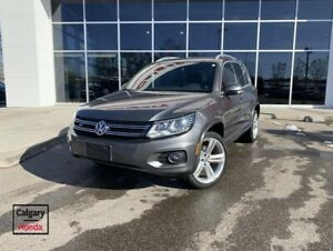 2013 Volkswagen Tiguan Highline 6sp at Tip 4M