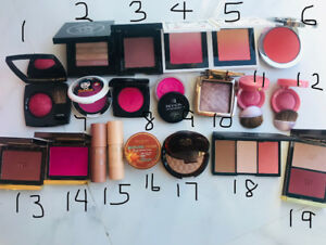 Designer Makeup! Chanel, Tom Ford, Mac, Hourglass, Bobbi Brown
