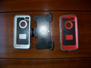 Otter Box with clip for IPhone 5c