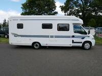 AUTO-TRAIL Miami Automatic 4 Berth Motorhome