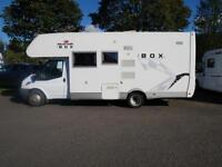Ford ROLLERTEAM BOX TDCI- 5 berth coachbuilt