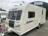 2010 Bailey Pegasus 462 2 berth caravan