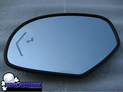 2010 GM CADILLAC ESCALADE OEM DRIVERS LEFT SIDE HEATED TURN BLINKER MIRROR W CAR