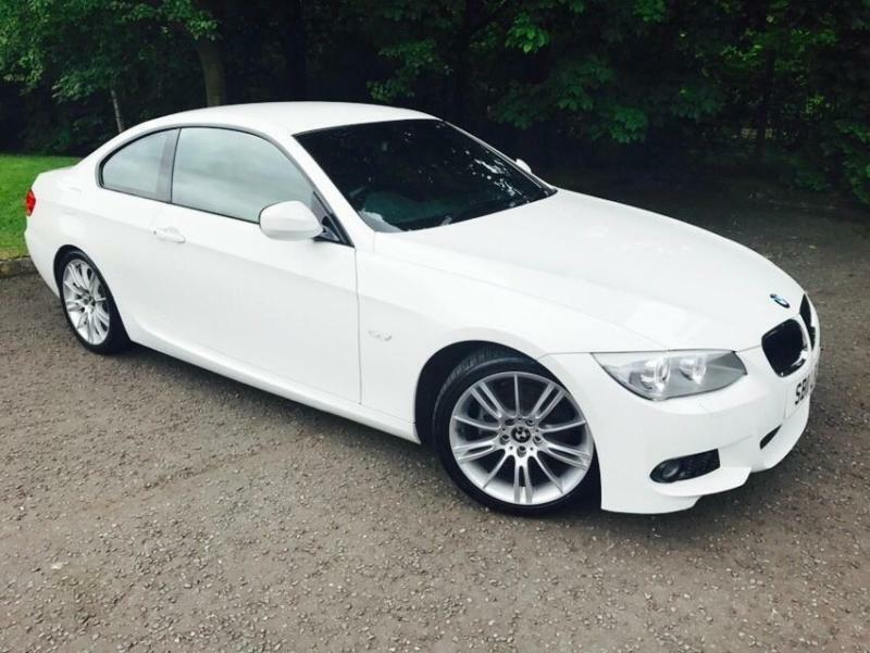 2011 bmw 3 series 2 0 318i m sport coupe 2dr petrol manual 146 g km 143 in broomhill. Black Bedroom Furniture Sets. Home Design Ideas