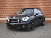 2012 12 Mini Countryman 1.6 Cooper S (CHILI Pack) ALL4 5dr (Black, Petrol)