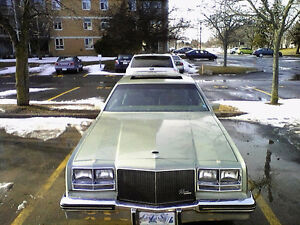 selling a 1985 Buick Riviera Kingston Kingston Area image 2
