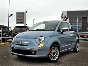 Fiat 500C Lounge Convertible 2014