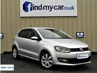 2013 13 Volkswagen Polo 1.2 ( 60ps ) Match Edition