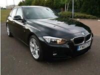 2013 BMW 3 Series 3.0 330D M SPORT 4d 255 BHP Saloon Diesel Automatic
