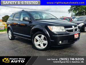 2010 Dodge Journey R/T | AWD | **WINTER SALE**
