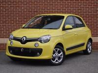 2015 65 Renault Twingo 0.9 TCe ENERGY Dynamique 5dr (Yellow, Petrol)