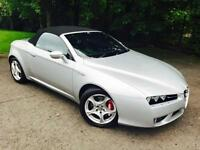 2008 Alfa Romeo Spider 2.4 JTDM Convertible 2dr Diesel Automatic (208 g/km,