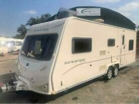 2008 Bailey Senator Carolina series 6 twin axle 6 berth Caravan
