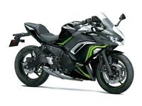 New 2021 Kawasaki Ninja 650 ABS*Green, Grey Or Black**IN STOCK**