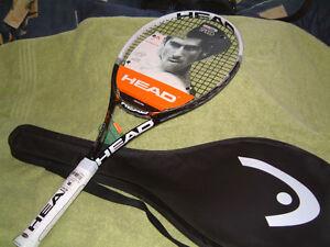 Heads Racquet Brand New