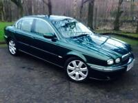 2005 Jaguar X-Type 3.0 V6 Sovereign (AWD) 4dr