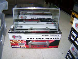 Hot Dog Machines, 5 and 7 Roller & Steamer Call 727-5344
