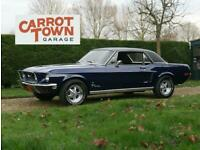 1968 Ford Mustang 289 V8 Auto **Beautiful Car, Just Look at The Pictures**