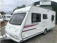 2010 Elddis Mayfair 490-S 5 berth caravan