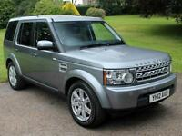 2012 (12) Land Rover Discovery 4 3.0SD V6 255bhp GS 5dr Auto 4WD