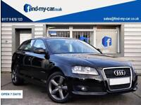 2009 09 Audi A3 1.6 Special Edition Sportback With BOSE