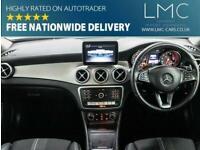 2019 Mercedes-Benz GLA-CLASS 1.6 GLA 180 URBAN EDITION 5d AUTO 121 BHP Petrol Au