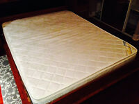 Used Spring Queen Mattress for FREE