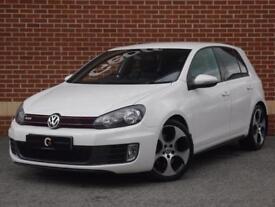 2011 11 Volkswagen Golf 2.0 TSI GTI 5dr (White, Petrol)