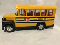 "VINTAGE 2005 BUDDY L 9"" LONG SCHOOL BUS Toy IMPERIAL TOY CORPORA"