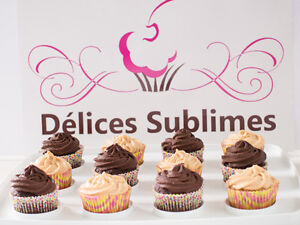 Cupcakes and more (healhty low fat, low sugar desserts) Gatineau Ottawa / Gatineau Area image 1