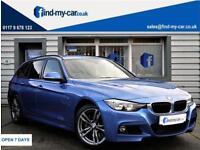 2015 65 BMW 335 3.0TD ( 313bhp ) 4X4 ( s/s ) Touring Auto xDrive M Sport