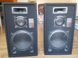 Acoustic Studio Monitor Speakers,