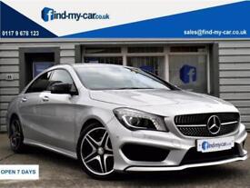 2015 15 Mercedes-Benz CLA 180 1.6 ( 122bhp ) 7G-DCT 2015MY AMG Sport