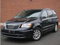 2014 14 Chrysler Grand Voyager 2.8 CRD Limited 5dr (Black, Diesel)