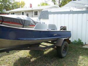 14 ft aluminum boat