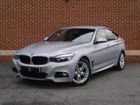 2015 15 BMW 3 Series Gran Turismo 2.0 320d M Sport GT 5dr (Silver, Diesel)