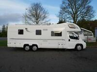 Bessacarr E769 Twin Axle 6 Berth Motorhome