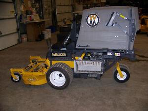 2015 Walker MTGHS with High dump/suspension seat