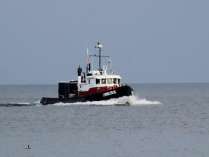 TUG & BARGE BUSINESS FOR SALE