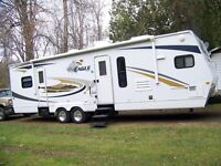 Jayco Eagle Travel Trailer FRS