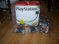 Console play station 1