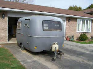 1973 Boler Travel Trailer