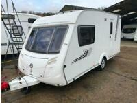2008 Swift Charisma 230 Motor mover and awning