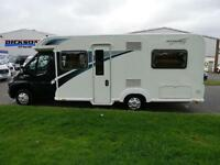 BAILEY Approach 745 4 Berth Motorhome Peugeot BOXER 335 ZUCKOFF TL HDI