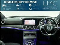 2018 Mercedes-Benz E-CLASS 2.0 E 220 D AMG LINE 5d AUTO 192 BHP Estate Diesel Au