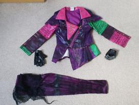 Mal costume 7-8 years disney store descendants fancy dress girls From